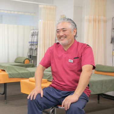 宇田川院長の写真