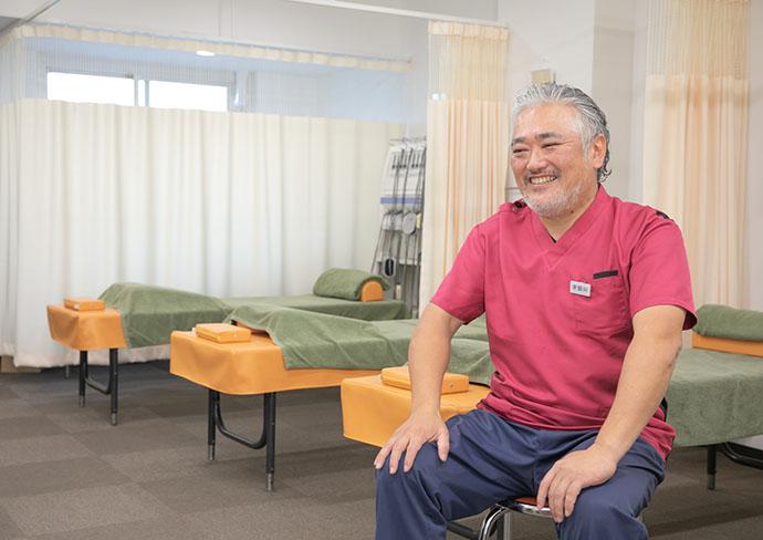 吉川中央整骨院の宇田川院長