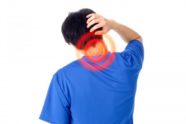 むちうち症の画像